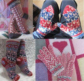 Capture tricots Valentin