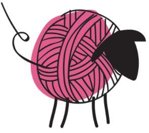 logo festival de la p'tite laine